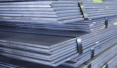 Plate-Steel-Stack