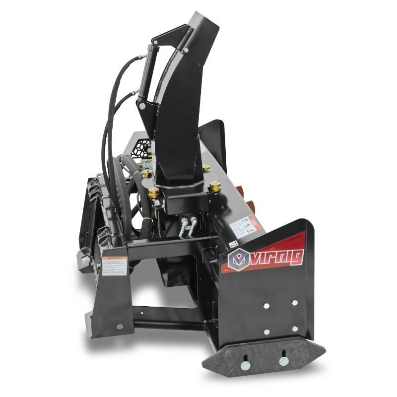 V60 Snow Blower Attachment Virnig Mfg