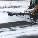 Low-Profile-Snow-Pusher-Attachment-for-Skid-Steer-Loaders-Virnig-Manufacturing-Removing-Snow