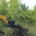 U-Blade—Tree-Spade-digging-up-a-tree-_-Virnig-Manufacturing
