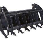 Virnig-Manufacturing-Root-Rake-Grapple-Skid-Steer-Loader-Attachment