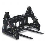 V60-pipe-pallet-fork-grapple-4-cylinder-attachment-front-virnig-manufacturing