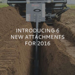 Introducing 6 New Attachments For 2016