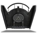 V40 Rotary Brush Cutter Open Deck FLYWHEEL SYSTEM