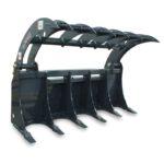 skid-steer-root-rake-grapple-V50-virnig-manufacturing
