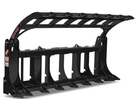V30 Compact Tractor Root Rake Grapple
